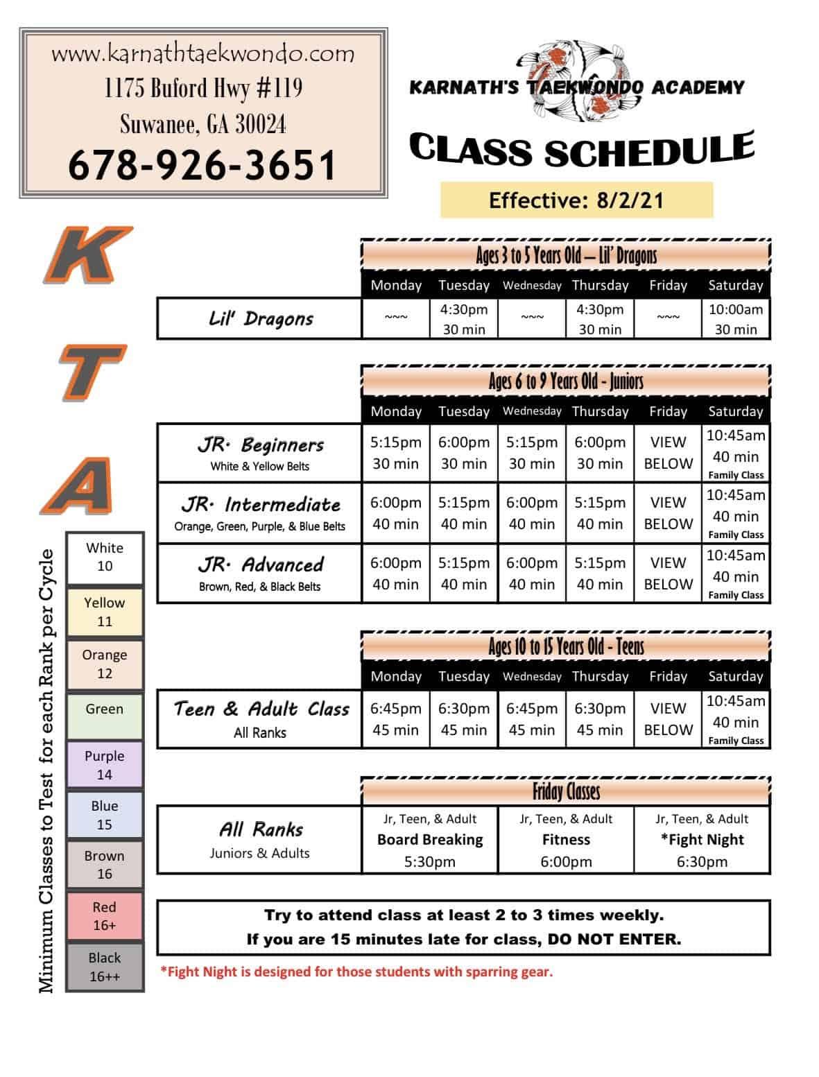 Karnathtaekwondo-Schedule-2